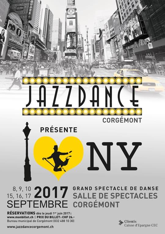 Jazz Dance 2017 - affiche