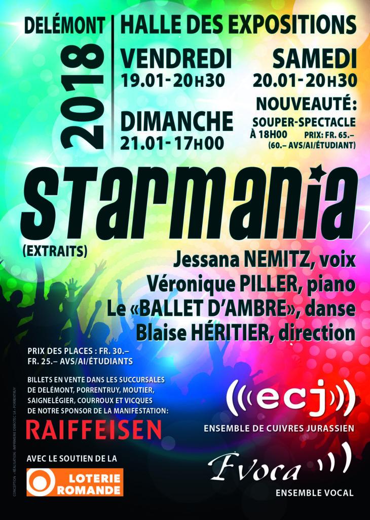 Starmania Delémont