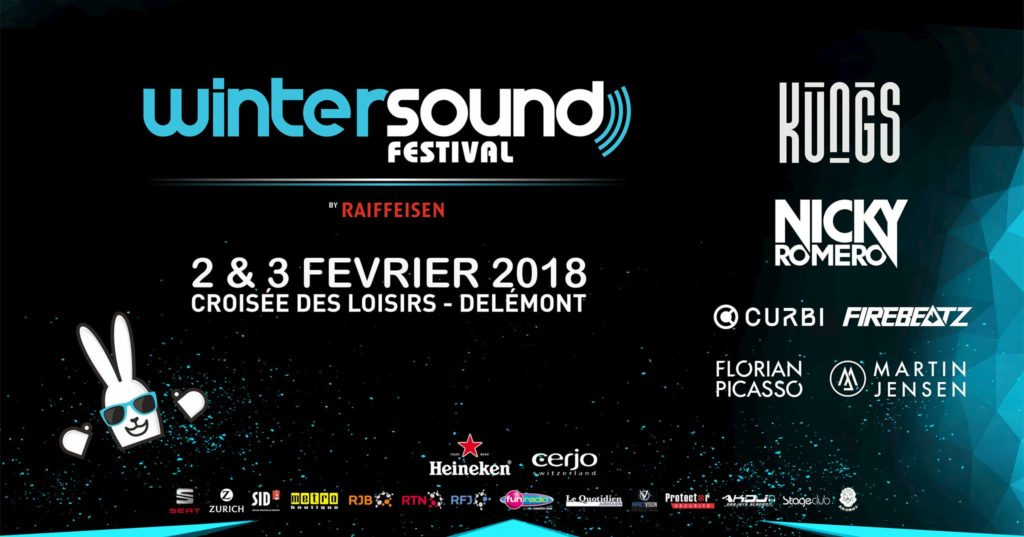 Wintersound 2018 - bannière