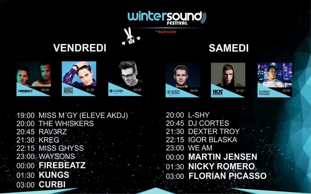 Wintersound 2018 - programme