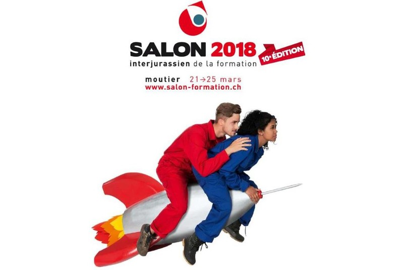 Salon-formation - affiche